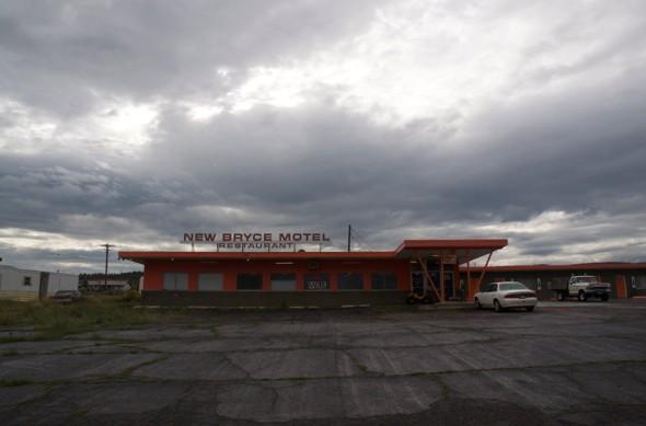 motel near Bryce