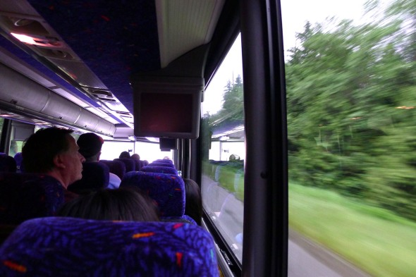 seattle to spokane bus