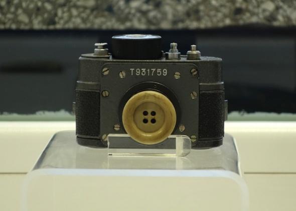 Camera hidden in a purse