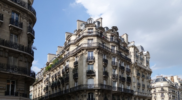 Paris is so Paris, isn't it?