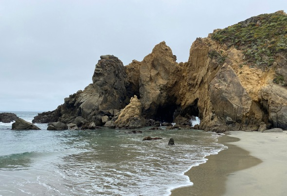 pfeiffer beach 1