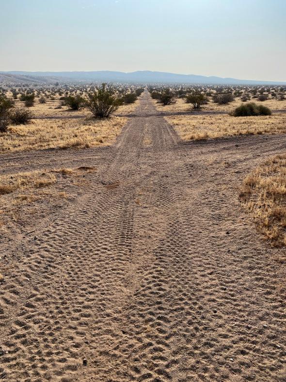 barstow desert